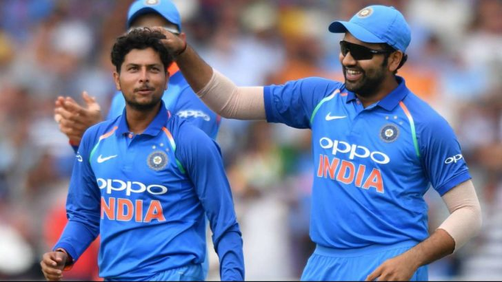 Yadav and Sharma help India outclass England in 1st ODI