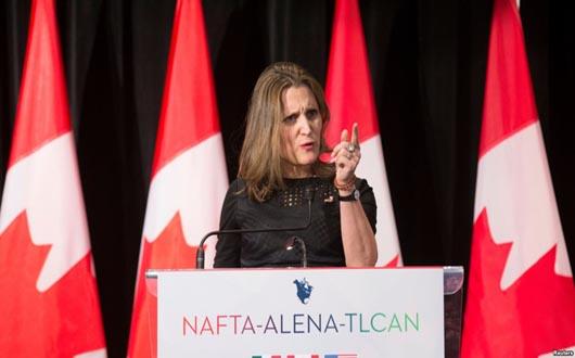 Canada asks for help in Saudi dispute