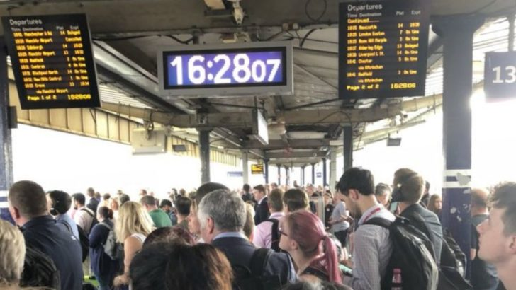 Rail fares: Commuters 'pay fifth of salary' on season ticket