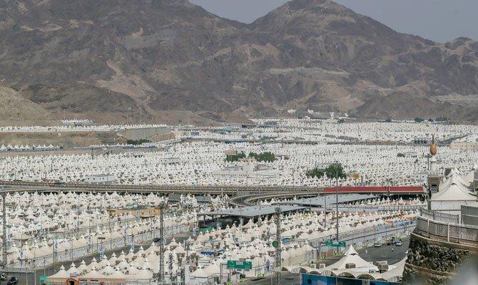 Two million Muslim pilgrims flock to Makkah as Hajj begins