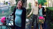 Pregnant New Zealand minister cycles to delivery ward
