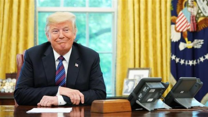 Trump hails 'really good' trade deal with Mexico