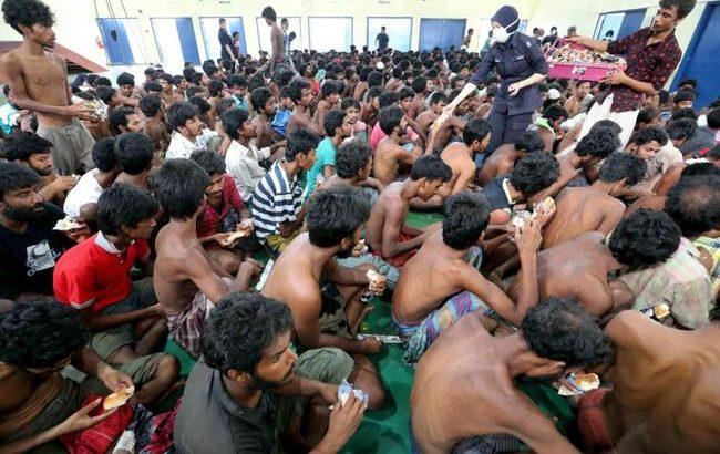 Malaysia's crackdown on illegal migrants puts trafficking victims in danger
