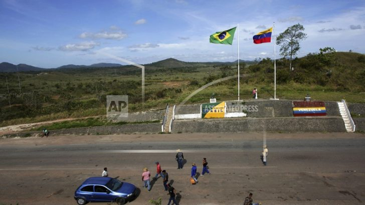 Brazil to deploy military in state flooded with Venezuelans