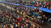 Delaying trains cause public suffering on Eid