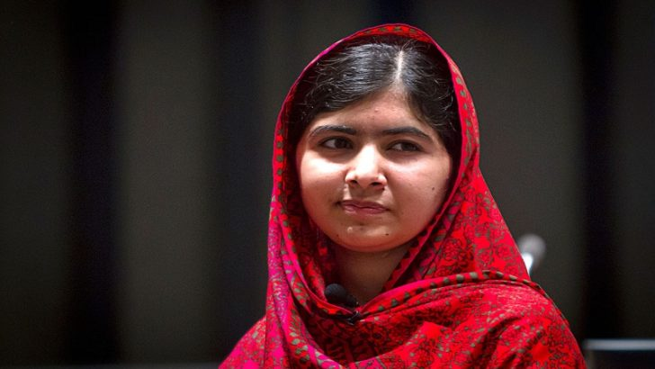 Malala calls for rebuilding of schools torched in Pakistan