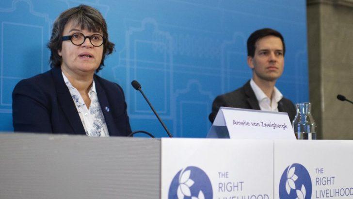 3 Saudi human rights activists awarded Alternative Nobel