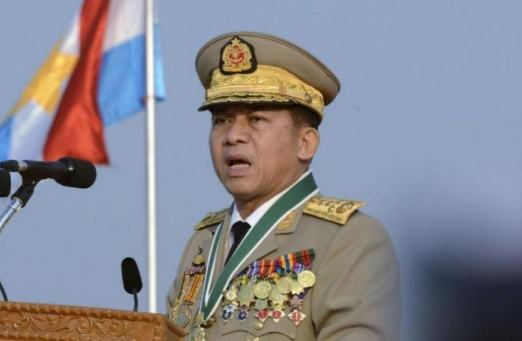 UN has no right to interfere, says Myanmar army chief