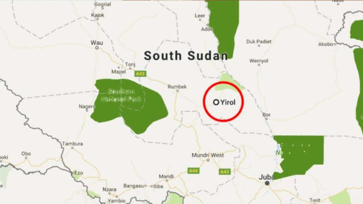 21 dead as plane crashes into lake in South Sudan
