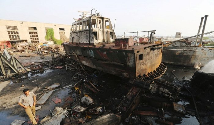 84 dead in fighting in Yemen's Hodeida after talks fail