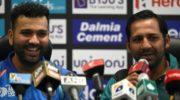 Sarfraz, Rohit promise blockbuster India-Pakistan clash