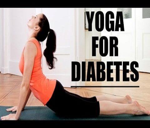 How Yoga helps in managing diabeties