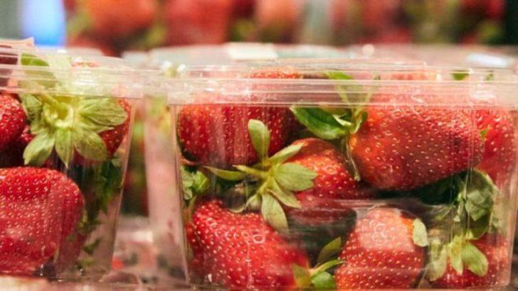 Strawberry needle scare: Australia PM vows crackdown on 'cowards'