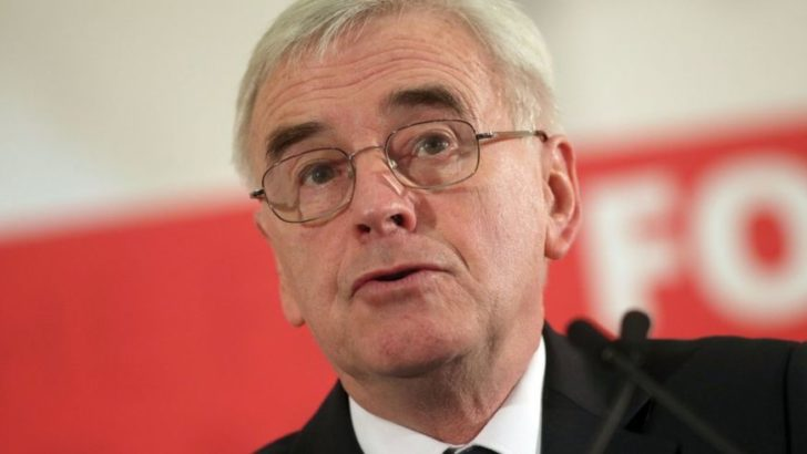 Labour could renationalise railways in five years – McDonnell