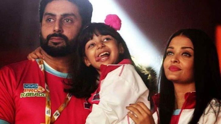 Abhishek Bachchan not to do any film which will make Aaradhya feel awkward