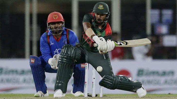Bangladesh bat, Kayes replaces Mosaddek