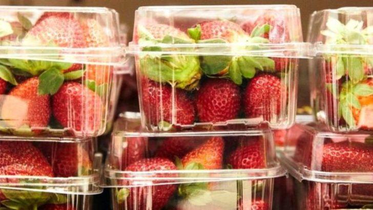 Needles found in New Zealand strawberries