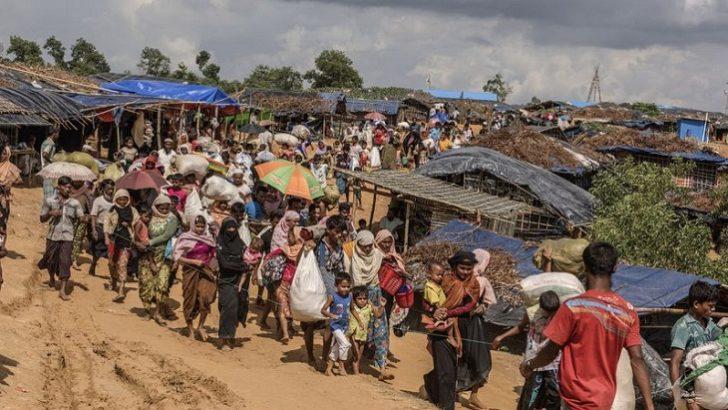 Rohingya crisis likely to dominate upcoming UNGA session