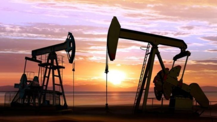 Oil price hits four-year high of $81
