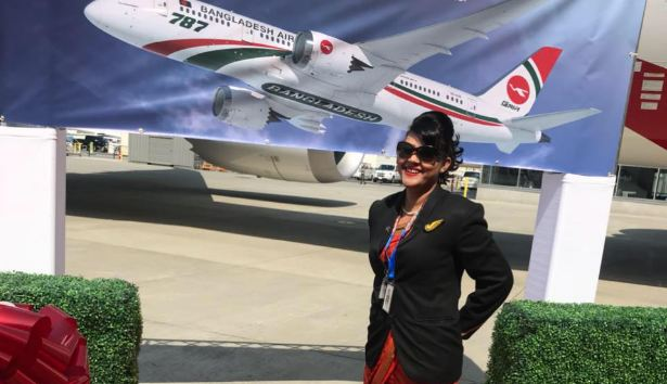 Biman grounds crew-member for failing dope test during PM's London trip