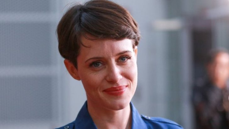Actress Claire Foy reveals struggles with anxiety
