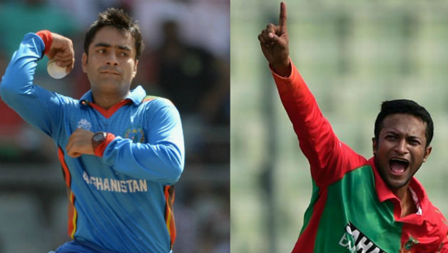 Shakib overtaken by Rashid Khan as top all-rounder