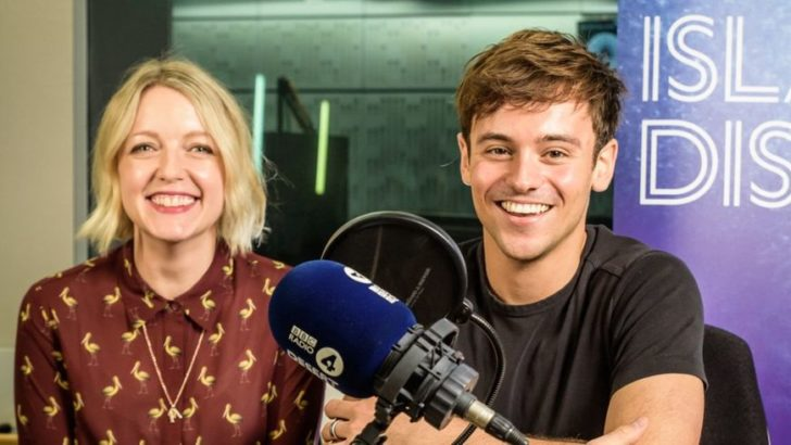 Desert Island Discs: Tom Daley felt 'inferior' over sexuality