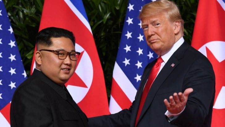 'We fell in love:' Trump swoons over letters from North Korea's Kim