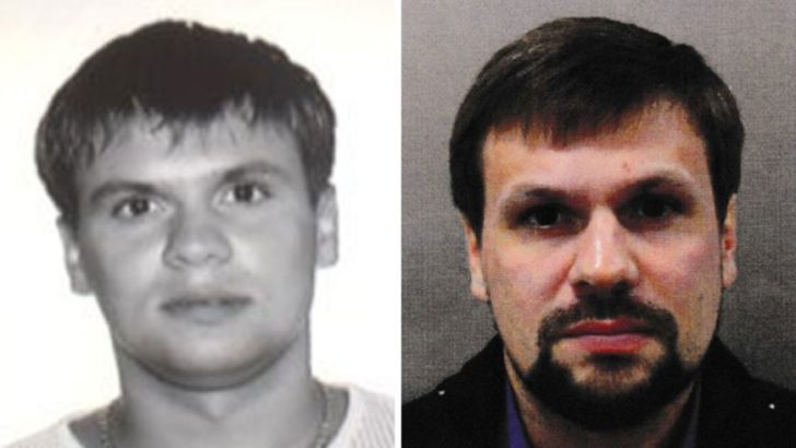 Russian spy poisoning: Woman 'identifies' suspect as Anatoliy Chepiga