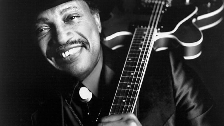 Legendary Chicago blues guitarist Otis Rush dies at 84