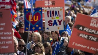 Labour conference to debate option of fresh Brexit vote
