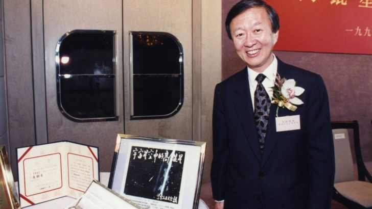 Father of optical fiber, Nobel laureate Charles Kao dies