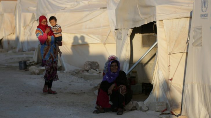 More than 30,000 displaced in Syria's Idlib in latest offensive: U.N.