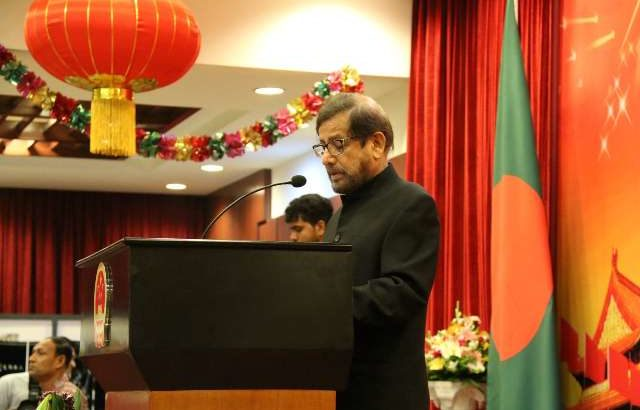 China's BRI gives opportunity to realize sustainable development: Noor