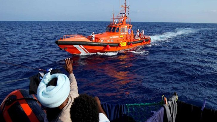 Spanish group: 34 migrants feared dead in waters off Morocco