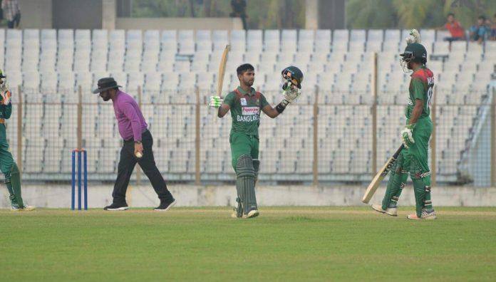 Bangladesh seal comprehensive victory in U19 Asia Cup