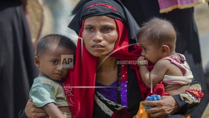 Push Myanmar to force return of Rohingyas, UN chief tells India