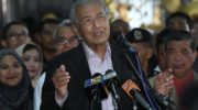 I'm not affected by criticisms or insults: Mahathir