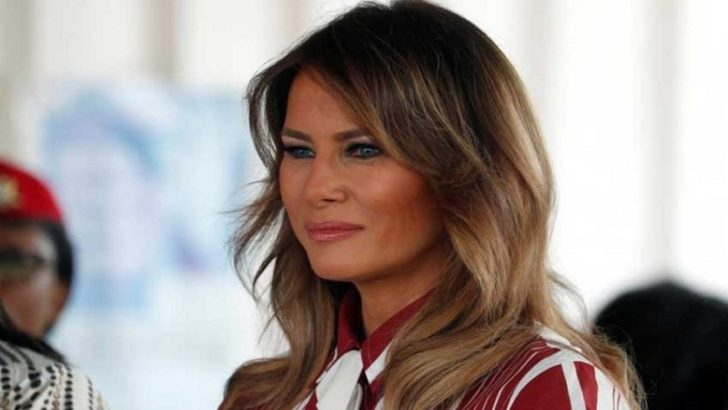 Melania Trump visits Kenyan national park, plans safari