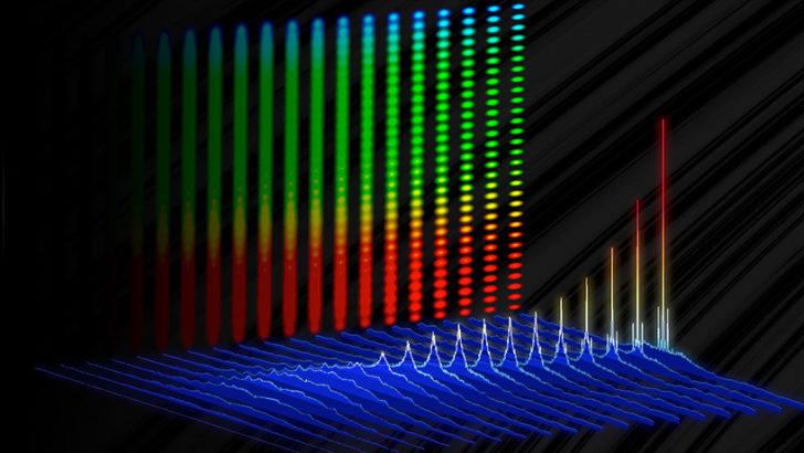 A new ultrafast laser emits pulses of light 30 billion times a second