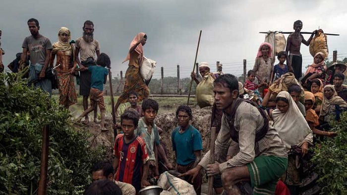 EU warns Myanmar of losing trade privileges It may lose EU trade privileges over Rohingya abuse