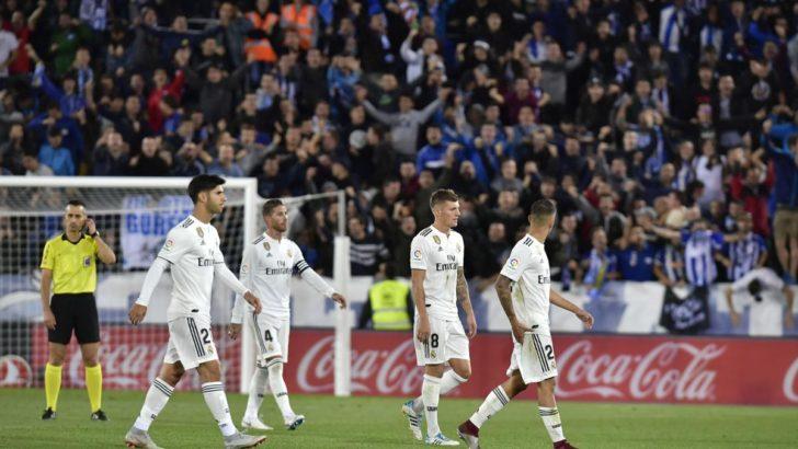 Los Blankos! Lopetegui & misfiring Madrid look utterly lost