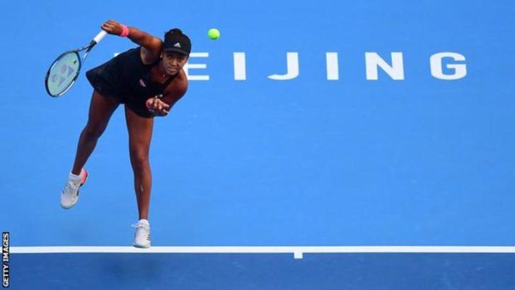 US Open champion Osaka struggling to 'prove herself'