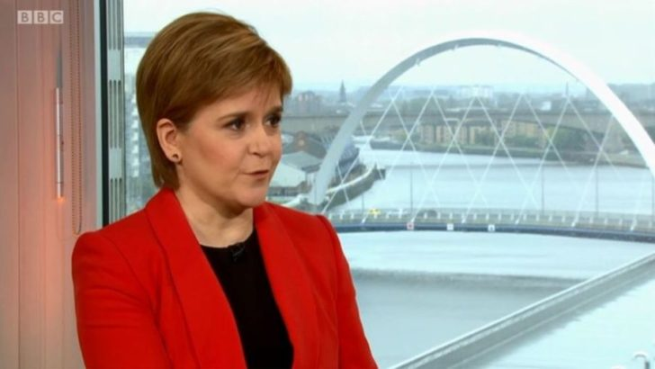 Sturgeon: SNP MPs would vote for new Brexit referendum