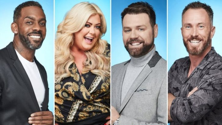 Dancing on Ice casts Gemma Collins, Richard Blackwood and Brian McFadden