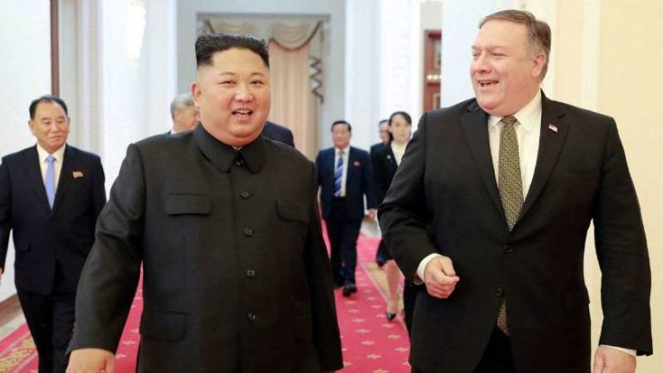 Kim Jong Un, Mike Pompeo agree to 2nd US-North Korea summit 'at earliest date'
