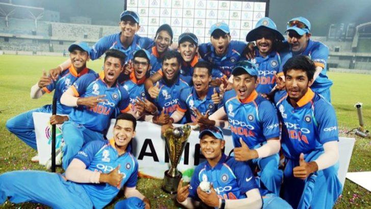 India beat Sri Lanka to clinch U-19 Asia Cup