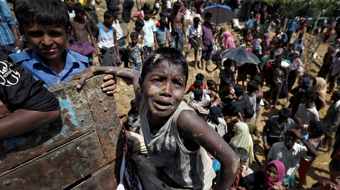 Australia finds Myanmar situation 'deeply disturbing'