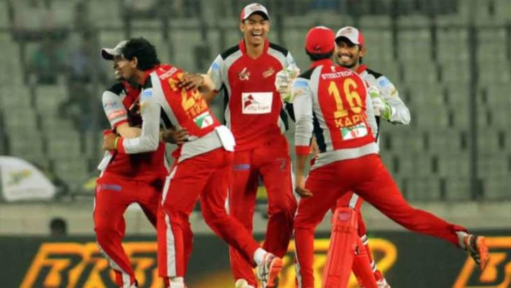 "Chittagong Vikings ""unable to continue"" in BPL"