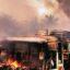 BNP men firebombs bus in Bogra following verdict
